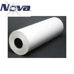 B30B Nova 30''x1000' White Butcher Paper Roll 40# Basis Weight 1 Roll