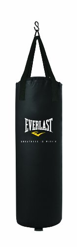 Everlast 70-Pound Poly Canvas Heavy Bag by Everlast