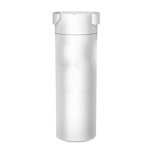 Mist XWF Water Filter Replacement, Compatible with GE Models: GWE19JSLSS, WR17X30702, GBE21, GDE21, GDE25, GFE24, 1 Pack…
