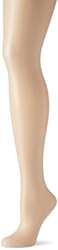 Cecilia De Rafael Vidrio 234 Sheer to Waist Summer Pantyhose/Tights with Beautiful Shine Ð Made in Italy - (Capri, Large)