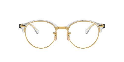 RX4246V Clubround Eyeglass Frames