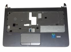HP 577216-001 Upper CPU cover (chassis top, Black) - Includes palm rest, fingerprint reader board with cable, TouchPad with cable, and TouchPad button board with cable - For use only ()