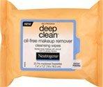 Neutrogena Deep Clean Oil-Free Makeup Remover Cleansing Wipe