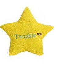 Twinkle Twinkle Little Star Musical Plush Pillow Bundle  2Pcs  Assorted Colors