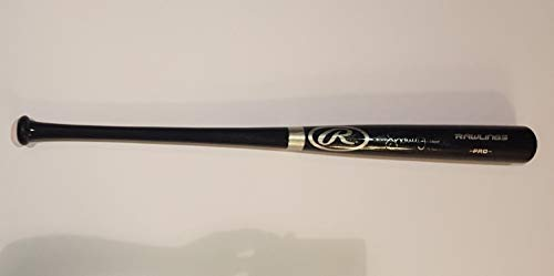 Andruw Jones Autographed Signed Baseball Bat Atlanta Braves JSA - Authentic Memorabilia