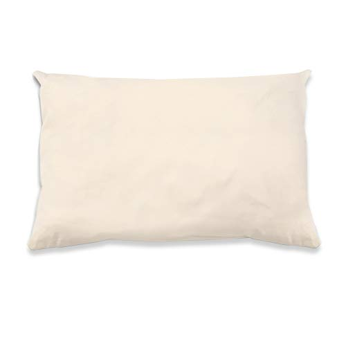 Naturepedic Organic Cotton/Kapok Pillow- Low Fill-Standard