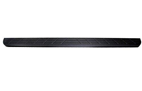 PT Auto Warehouse GM-5547A-TGS - Tailgate Molding, Black - Upper, Spoiler Style, for Fleetside (Upper Spoiler)