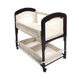 Arm\'s Reach Concepts Cambria Co-Sleeper Bassinet, Natural