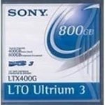 SONY lto-3 ultrium 400gb/800gb tape cartridge certified linear tape 1-pk