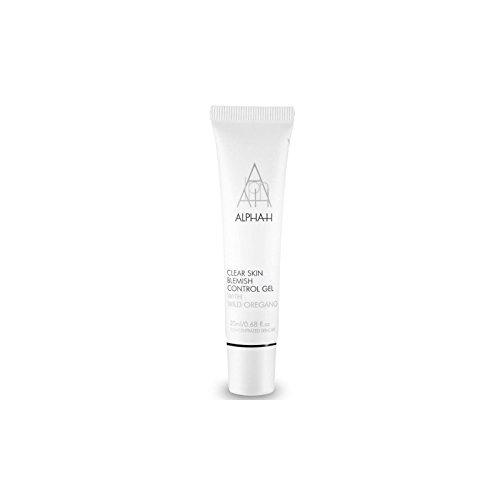 アルファクリア皮膚傷制御ゲル(20)中 x4 - Alpha-H Clear Skin Blemish Control Gel (20ml) (Pack of 4) [並行輸入品] B071RN93WR
