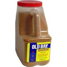 Old Bay Seasoning - 7.5 lb. container, 3 per case by McCormick