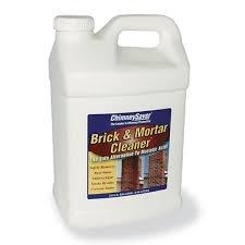 Brick & Mortar Cleaner, 2.5 Gallon