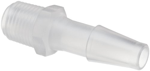 Polypropylene 5//32ID Tube Value Plastics Tee Connector 5//32ID Tube Classic Barbs