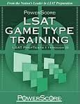 PowerScore LSAT Game Type Training 1st (first) editon Text Only