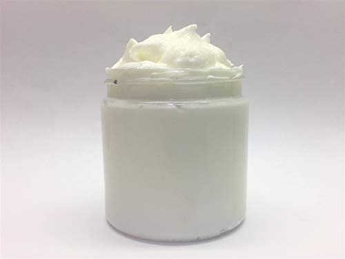 - Egyptian Musk Whipped Body Butter, Goat Milk, Shea and Cocoa Butter With Vitamin C, Handmade, Unisex Fragrance, 8 fl oz jar