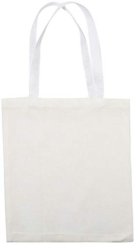 "Rhode Island Novelty 12.75"" Canvas Tote Bags 