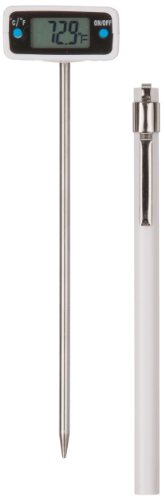 VeeGee Digital Dual Scale Thermometer, with Polycarbonate Face, 5
