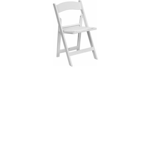 FLASH Furniture HERCULES Series 1000 lb. Capacity White R...