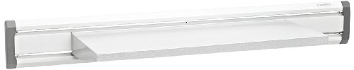 Gladiator GAWA30SFZW 30-Inch Steel Shelf, White by Gladiator