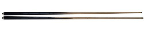 Cuepower - Juego de tacos de billar (2 unidades de 122cm)