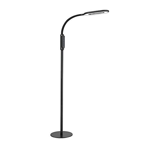 Beauty Floor Lamp LED Bright Reading Lamp Perfect for Tattoo, Needlework, Experiment, Medical, Salon Beauty Equipment