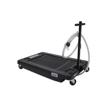 Amazon Com Roughneck Low Profile Oil Drain Dolly With
