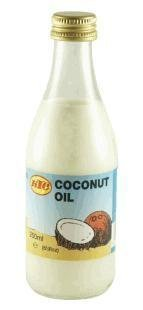 KTC 100% Pure Coconut Oil 250ml (Pack of 2)