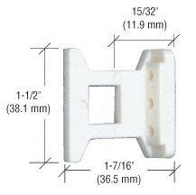 Extended Hole Flush Bolt Guide