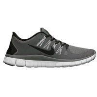 Nike Free 5.0+ Men's Running Shoes - Cool Grey