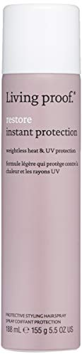 Living Proof Restore Instant Protection Hairspray, 5.5
