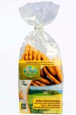 - Billy's Farm Coconut and Lemon Cookies 175g