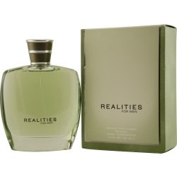 Men For ( Cologne ) Realities New (REALITIES (NEW) by Liz Claiborne (MEN) REALITIES (NEW)-COLOGNE SPRAY 3.4 OZ)