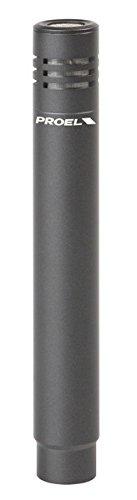 2 opinioni per PROEL CM602 Microfono a condensatore polarizzato permanente per strumenti con