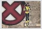 Kitty Pryde (Trading Card) 2011 Upper Deck Marvel Beginnings Series 1 - X-Men Die-Cuts #X-27 by Upper Deck
