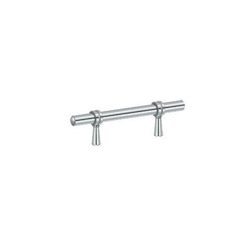 Deltana P310U26 4 3/4-Inch Overall Adjustable Pull