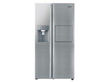 Amerikanischer Kühlschrank Temperatur : Lg gw p ac kühlschrank amerikanischen l klasse a