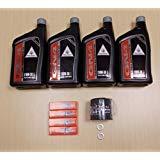 New 2002-2008 Honda VTX 1800 VTX1800 OE Basic Oil Service Tune-Up Kit