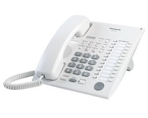 Td Telephone Systems Kx (Panasonic KX-T7720 Phone White)