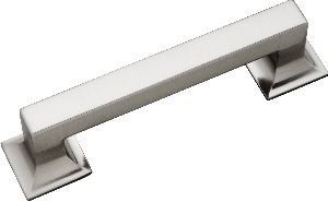 Hickory Collection (Hickory Hardware P3011-SS Studio Collection Cabinet Pull, 3.78-Inch, Stainless Steel by Hickory Hardware)