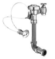 Sloan 3988118 MBPM Royal Concealed Hydraulically Activated Water Closet Flushometer, for Stainless Steel back spud water closets and Combination Fixtures. For use with: Acorn, Bradley, Metcraft, Willoughby and similar fixtures. Water Saver 3.5 GPF REGAL 9