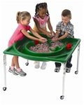 Children's Factory 1141-24 Frog Pond Activity Table and Lid Set, 24 Inches Tall