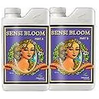 Avanzado nutrientes–Sensi Bloom A y B–1litro de cada