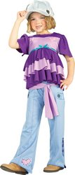 Toddler Costume: Holly Hobbie 2-4 -