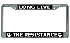 long license plate frame - 4