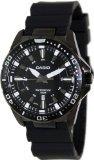 Casio Men's Mtd1072-1av Black Quartz Sport Watch with Black Dial - 1av Casual Sports Watch