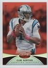 Cam Newton #144/250 (Football Card) 2013 Panini Certified - [Base] - Mirror Red #97