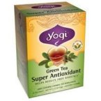 Yogi Green Tea Super Antioxidant (3x16 Bag)