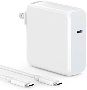 SZpower 87W USB C Charger Power Adapter for MacBook & iPad