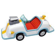 Phineas & Ferb Ferb My Ride Hovercraft With Agent P