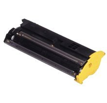 OEM Konica Minolta 1710471-002 Laser Toner Cartridge Yellow